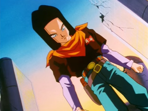 Future Android 17