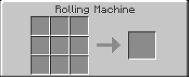 Rolling MachineGUI