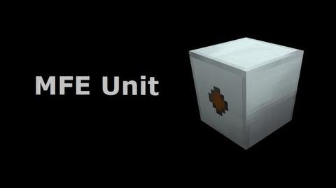 MFE Unit - Minecraft In Minutes