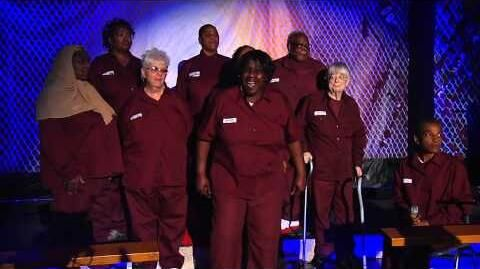 This is Not My Home - The Lady Lifers - TEDxMuncyStatePrison