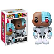 Funko-Pop-Vinyl-Teen-Titans-Go-Cyborg