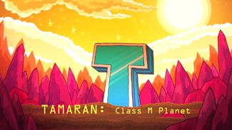 TamaranData