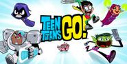 Teen Titans Go poster
