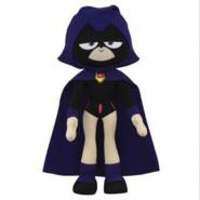 Raven plushie new