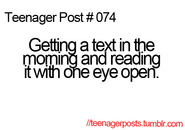 Teenager Post 074
