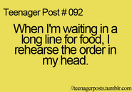 Teenager Post 092