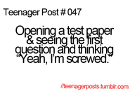 Teenager Post 047