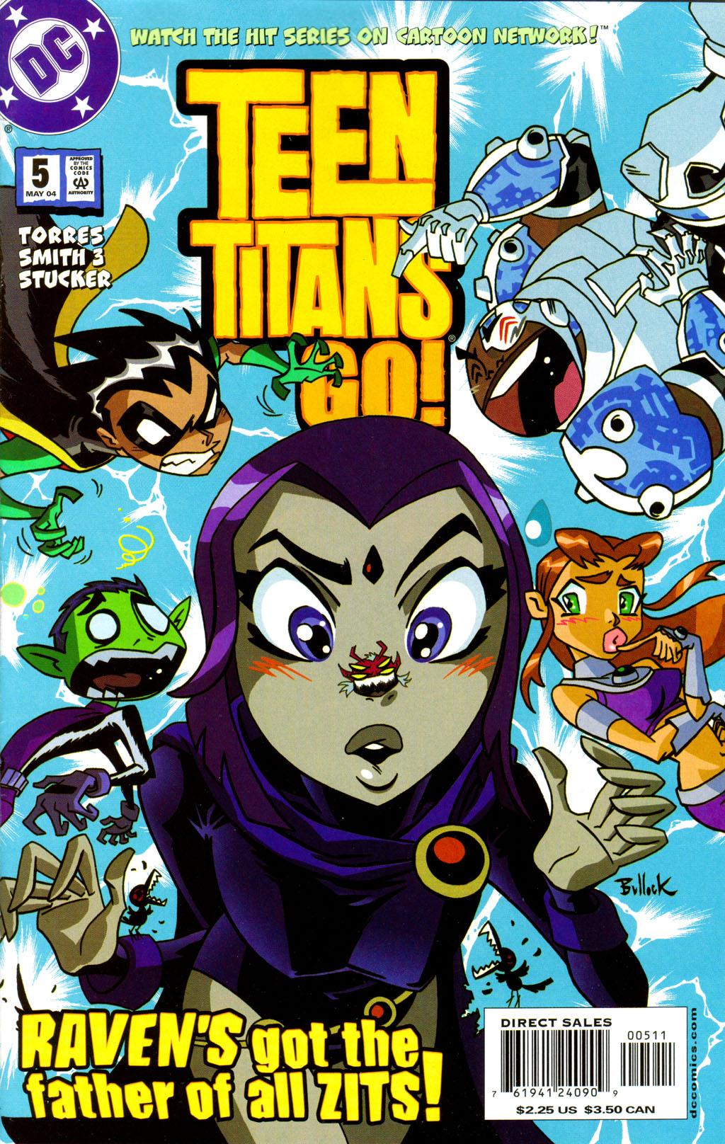 spot teen titans movie night