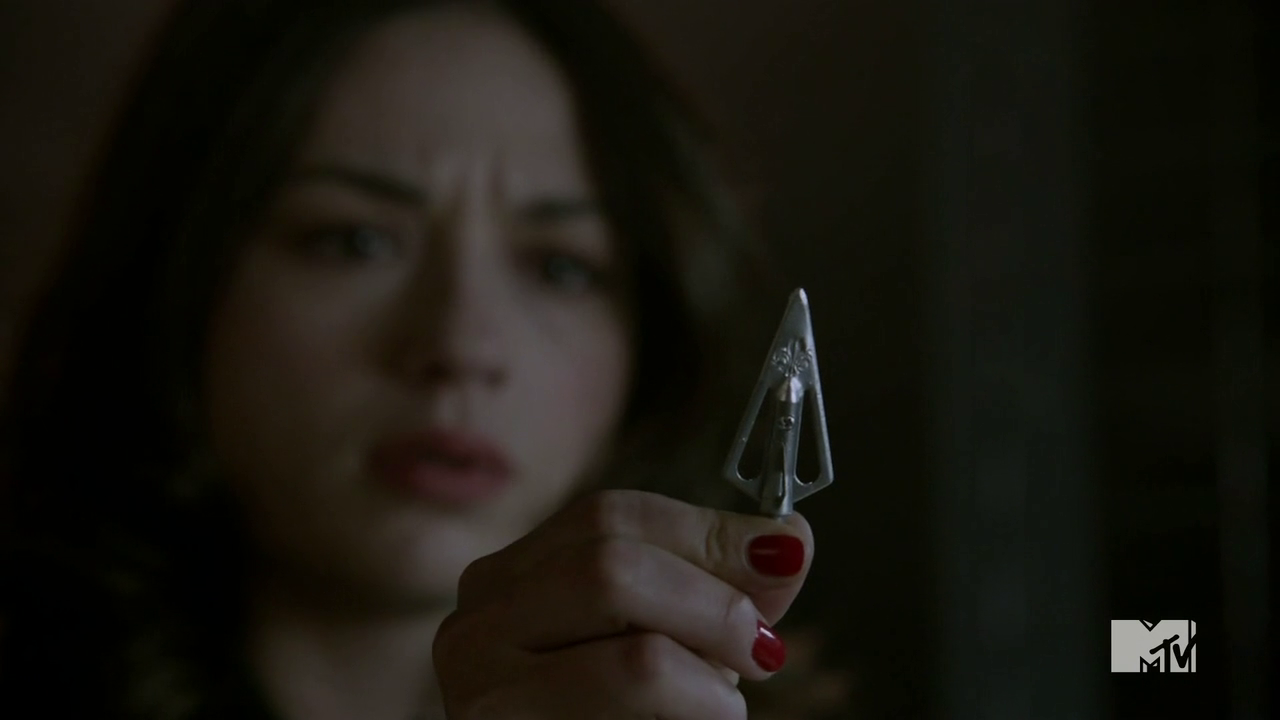 Teen Wolf Season 3 Episode 23  Crystal Reed Teen Wolf Season 3