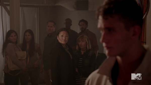 Teen Wolf Season 4 Episode 10 Monstrous Brett and Satomi's pack