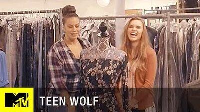 Teen Wolf (Season 6) 'In the Closet w Holland Roden' 360 Video MTV