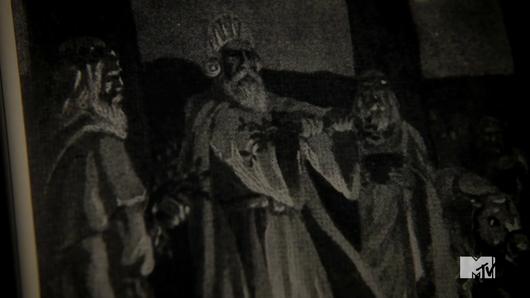 Teen Wolf Season 3 Episode 8 Visionary Ancient Druids