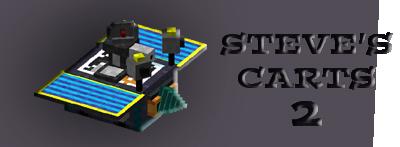 Steve's carts logo