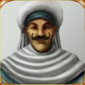 Nut Merchant Portrait