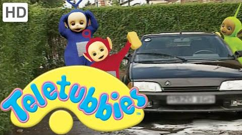 Washing the Car | Teletubbies Wiki | FANDOM powered by Wikia