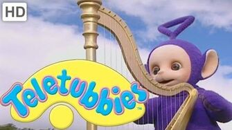 Teletubbies Harp - HD Video