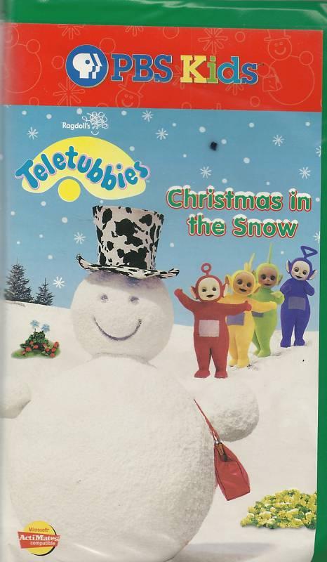 Teletubbies: Christmas...