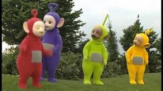 Teletubbies Jumping Dance