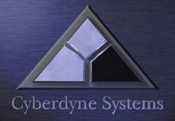 Cyberdyne logo