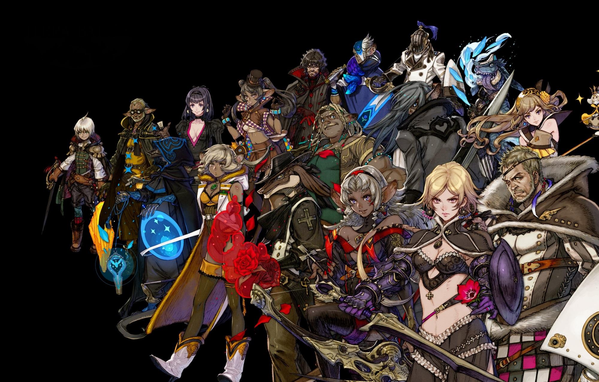 Image - Terra Battle-wallpaper.jpg   Terra Battle Wiki   FANDOM ...