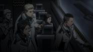 Enrique, Fritz, Antonio, Wac and Rachel observing Isabella