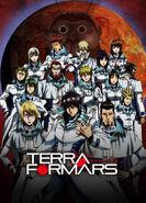 Terra Formars TV Anime Visual 2