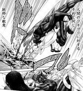 Terraformar punching Davis