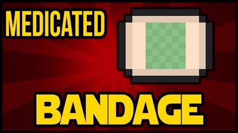 Medicated Bandage
