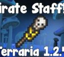 Pirate Staff