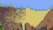 Jungle Desert