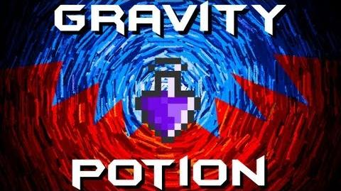 Terraria - Gravitation Potion