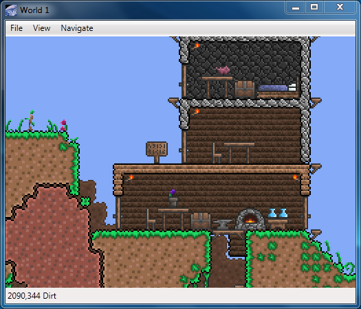 Modterrafirma terraria wiki fandom powered by wikia information type map viewer gumiabroncs Images