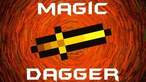 Magic Dagger Terraria HERO