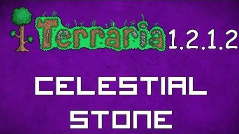 Celestial Stone - Terraria 1.2.1