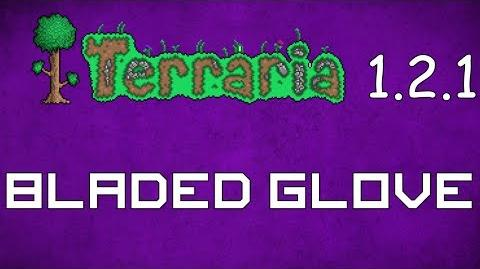 Bladed Glove - Terraria 1.2