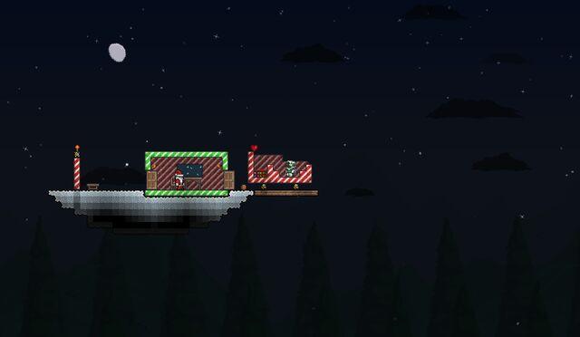File:Santa Claus on a sky island.jpg