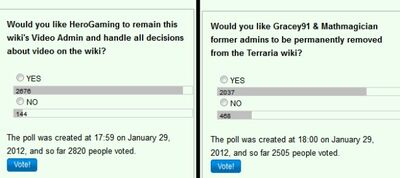 The Final Vote