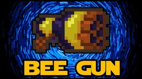 Bee Gun Amazing New Weapon Terraria 1 2