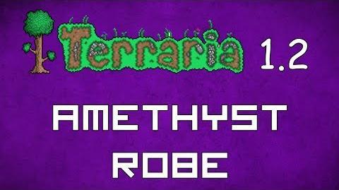 Amethyst Robe - Terraria 1