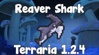 Reaver Shark - Terraria 1.2