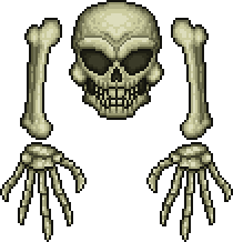 File:Skeletron Head-Updated.png