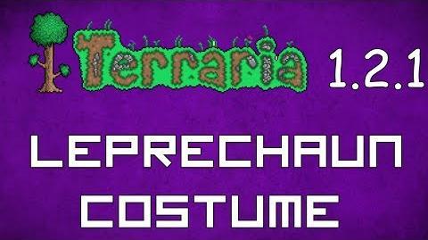 Leprechaun Costume - Terraria 1.2