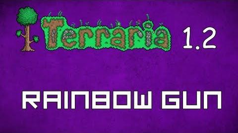 Rainbow Gun - Terraria 1