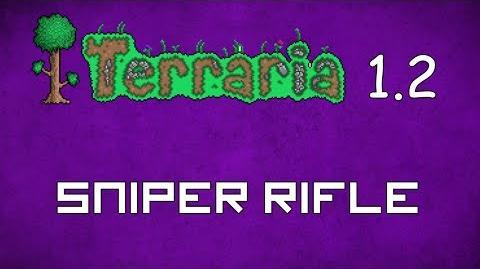 Sniper Rifle - Terraria 1