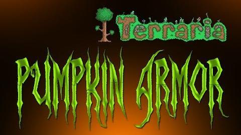 Terraria - Pumpkin Armor (Wiki)