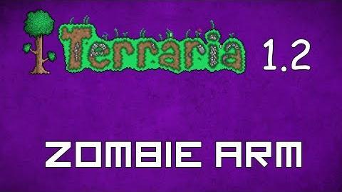 Zombie Arm - Terraria 1