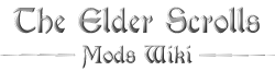 The Elder Scrolls Mods Wiki