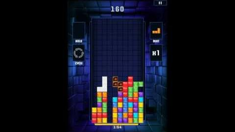 Let's Play Tetris Blitz on iPad 4