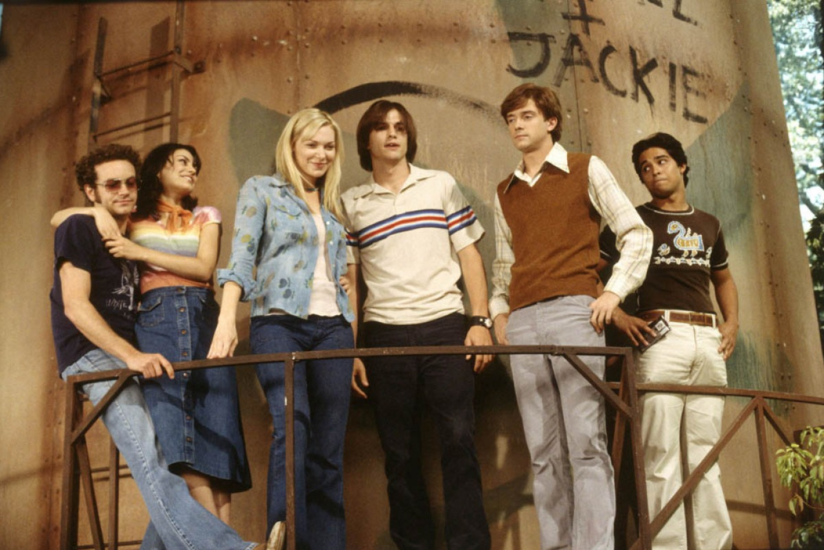 That 70s show donna and eric get engaged images - osteolepis eusthenopteron images