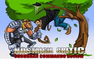 NC Suburban Commando by MaroBot
